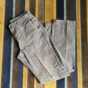 Grey Straight Leg Men's Bonobos Size 33x36